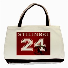 Stilinski Teen Wolf Beacon Hills Lacrosse Basic Tote Bag