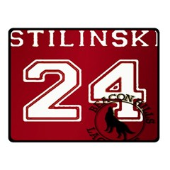 Stilinski Teen Wolf Beacon Hills Lacrosse Fleece Blanket (small)
