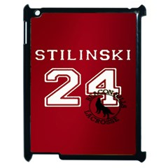 Stilinski Teen Wolf Beacon Hills Lacrosse Apple Ipad 2 Case (black)