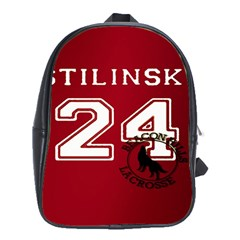 Stilinski Teen Wolf Beacon Hills Lacrosse School Bag (xl)