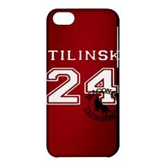 Stilinski Teen Wolf Beacon Hills Lacrosse Apple Iphone 5c Hardshell Case
