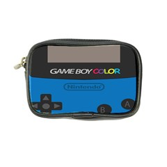Game Boy Colour Blue Coin Purse