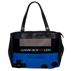 Game Boy Colour Blue Office Handbags