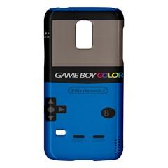 Game Boy Colour Blue Galaxy S5 Mini
