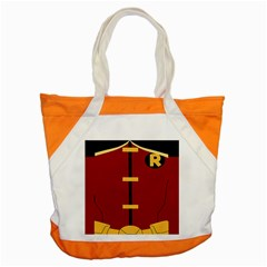 Robin Body Costume Accent Tote Bag