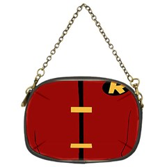 Robin Body Costume Chain Purses (two Sides)