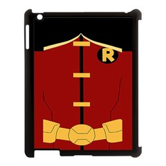 Robin Body Costume Apple Ipad 3/4 Case (black)