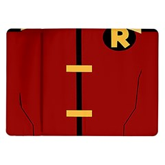 Robin Body Costume Samsung Galaxy Tab 10 1  P7500 Flip Case
