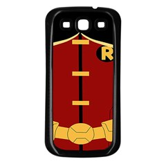 Robin Body Costume Samsung Galaxy S3 Back Case (black)