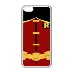 Robin Body Costume Apple Iphone 5c Seamless Case (white)