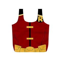 Robin Body Costume Full Print Recycle Bags (s)