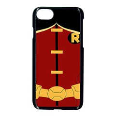 Robin Body Costume Apple Iphone 7 Seamless Case (black)