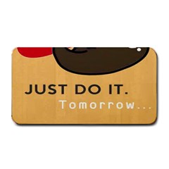Sloth Just Do It Tomorrow Medium Bar Mats