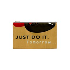 Sloth Just Do It Tomorrow Cosmetic Bag (small)