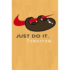 Sloth Just Do It Tomorrow 5 5  X 8 5  Notebooks
