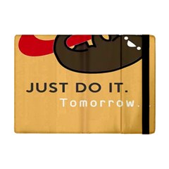 Sloth Just Do It Tomorrow Ipad Mini 2 Flip Cases