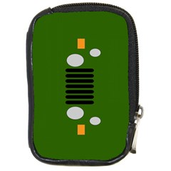Jeep Simple Logo Compact Camera Cases