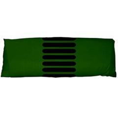 Jeep Simple Logo Body Pillow Case (dakimakura)