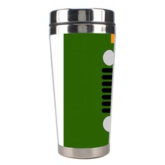 Jeep Simple Logo Stainless Steel Travel Tumblers