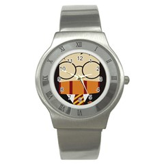 Harry Potter Cartoon Stainless Steel Watch