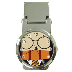 Harry Potter Cartoon Money Clip Watches