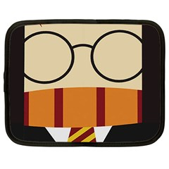 Harry Potter Cartoon Netbook Case (large)