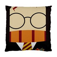 Harry Potter Cartoon Standard Cushion Case (one Side)