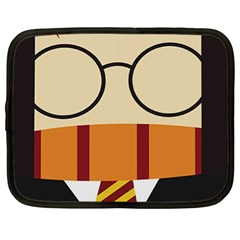 Harry Potter Cartoon Netbook Case (xl)
