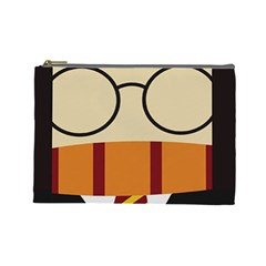 Harry Potter Cartoon Cosmetic Bag (large)