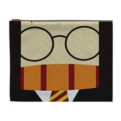 Harry Potter Cartoon Cosmetic Bag (xl)