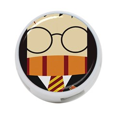 Harry Potter Cartoon 4 Port Usb Hub (one Side)