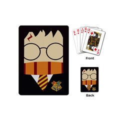 Harry Potter Cartoon Playing Cards (mini)