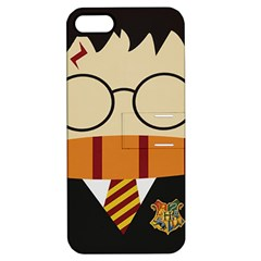 Harry Potter Cartoon Apple Iphone 5 Hardshell Case With Stand