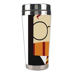 Harry Potter Cartoon Stainless Steel Travel Tumblers