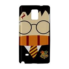 Harry Potter Cartoon Samsung Galaxy Note 4 Hardshell Case