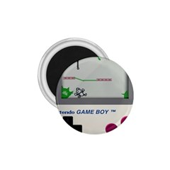 Game Boy White 1 75  Magnets by Samandel