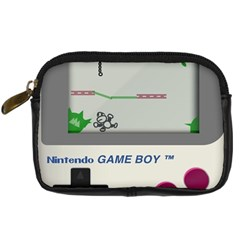Game Boy White Digital Camera Cases