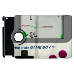 Game Boy White Apple Ipad 2 Flip 360 Case