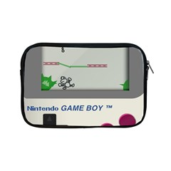 Game Boy White Apple Ipad Mini Zipper Cases by Samandel
