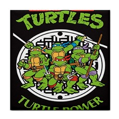 Teenage Mutant Ninja Turtles Hero Tile Coasters
