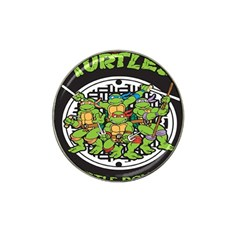 Teenage Mutant Ninja Turtles Hero Hat Clip Ball Marker (10 Pack)