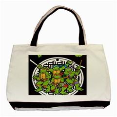 Teenage Mutant Ninja Turtles Hero Basic Tote Bag