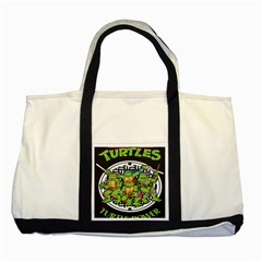 Teenage Mutant Ninja Turtles Hero Two Tone Tote Bag