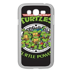 Teenage Mutant Ninja Turtles Hero Samsung Galaxy Grand Duos I9082 Case (white)