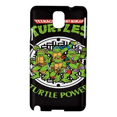 Teenage Mutant Ninja Turtles Hero Samsung Galaxy Note 3 N9005 Hardshell Case