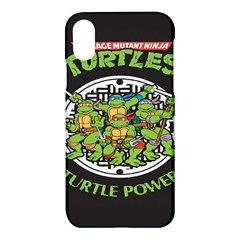 Teenage Mutant Ninja Turtles Hero Apple Iphone X Hardshell Case