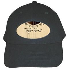 Classic Vintage Guitar Black Cap