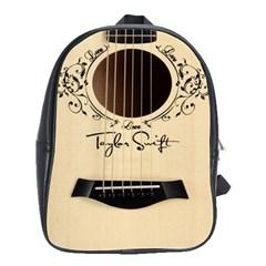 Classic Vintage Guitar School Bag (large)