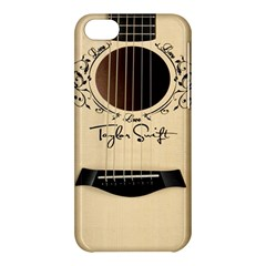 Classic Vintage Guitar Apple Iphone 5c Hardshell Case