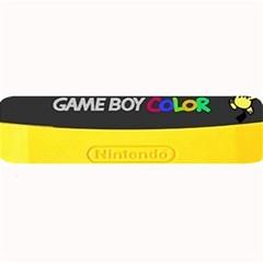 Game Boy Yellow Large Bar Mats